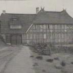 Westansicht - mit Einfahrt zum Innenhof