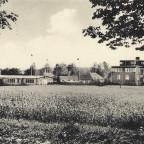 Schul - + Verw...baracke, Jugendhof, Sachsenhaus