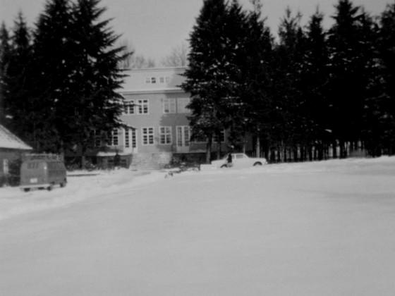 Das alte Sachsenhaus