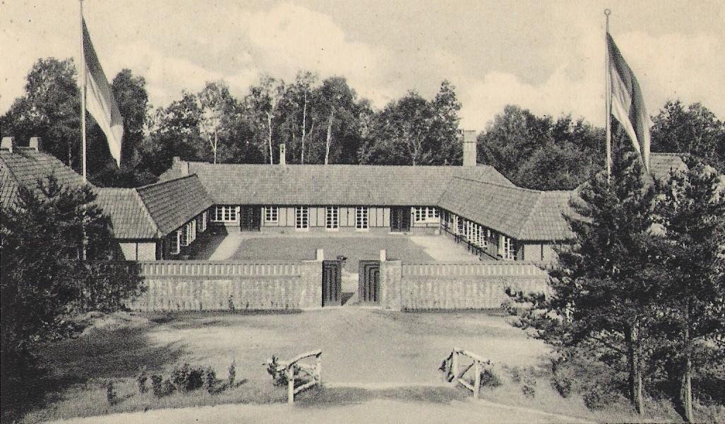 Jugendlager - später Jugendhof