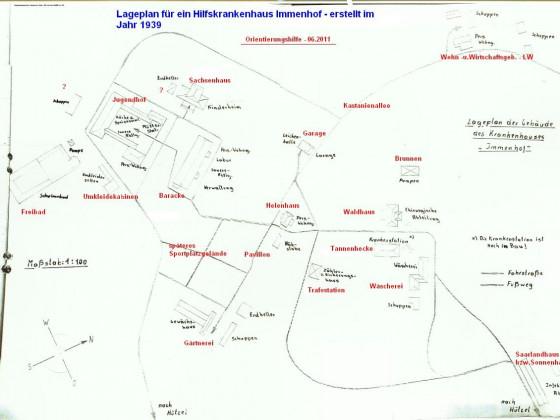 1939 - Plan Hilskrankenhaus - bearbeitet