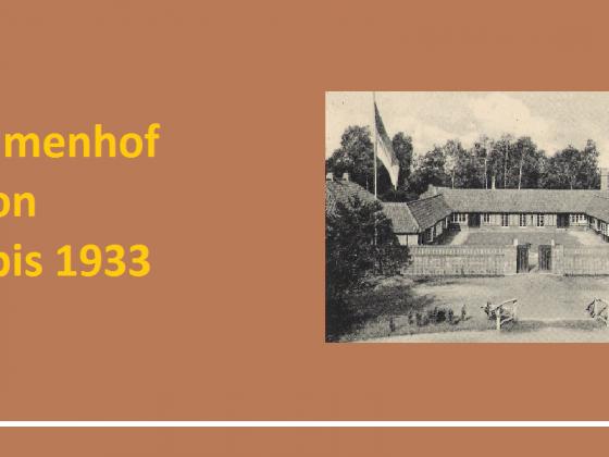 1927 bis 1933