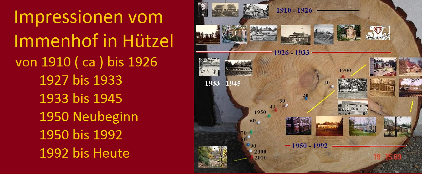 1910 - 1 - bis Heute - Impressionen