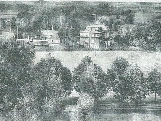 1939 - Kastanienallee + Zentr. des IH