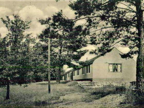 Saarlandhaus erb. 1938 ( ca ) - ab 1950 Sonnenhaus