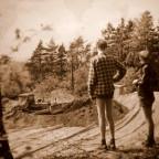 Sonnenhaus - neu - 1965 - Baubeginn