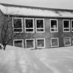 Die Immenhof-Schule um 1966.