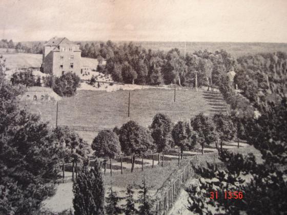 Waldhaus + Wäscherei, Kastanienallee, Helenhaus